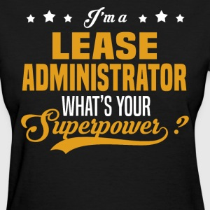 Lease Administrator - Women's T-Shirt