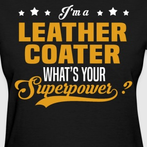 Leather Coater - Women's T-Shirt