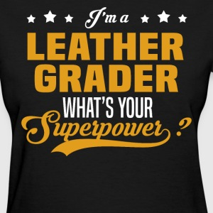 Leather Grader - Women's T-Shirt
