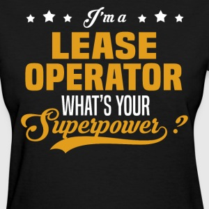Lease Operator - Women's T-Shirt