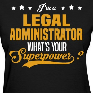Legal Administrator - Women's T-Shirt
