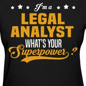 Legal Analyst - Women's T-Shirt