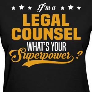 Legal Counsel - Women's T-Shirt