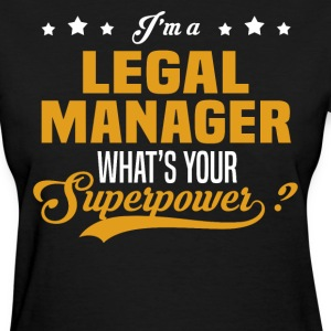 Legal Manager - Women's T-Shirt