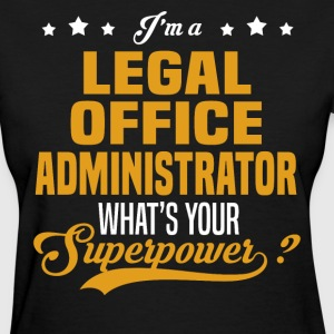 Legal Office Administrator - Women's T-Shirt