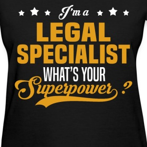 Legal Specialist - Women's T-Shirt