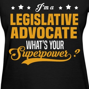 Legislative Advocate - Women's T-Shirt