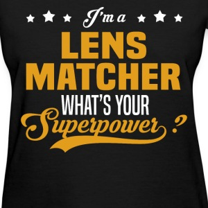 Lens Matcher - Women's T-Shirt