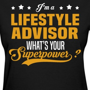 Lifestyle Advisor - Women's T-Shirt