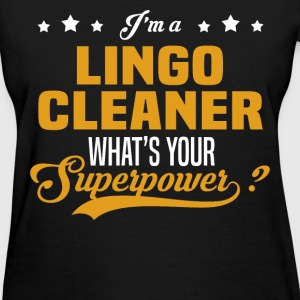 Lingo Cleaner - Women's T-Shirt