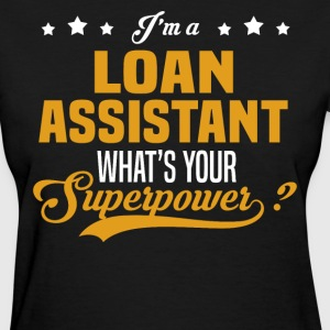 Loan Assistant - Women's T-Shirt