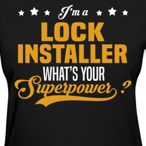Lock Installer - Women's T-Shirt