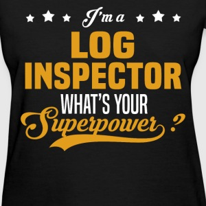 Log Inspector - Women's T-Shirt