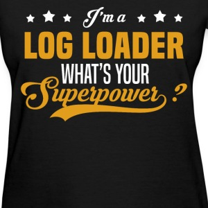 Log Loader - Women's T-Shirt