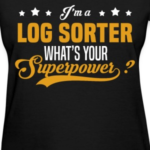 Log Sorter - Women's T-Shirt
