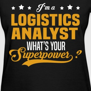 Logistics Analyst - Women's T-Shirt