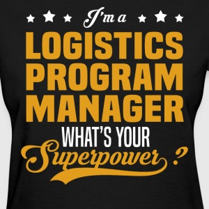 Logistics Program Manager - Women's T-Shirt