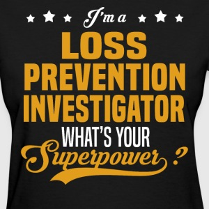 Loss Prevention Investigator - Women's T-Shirt