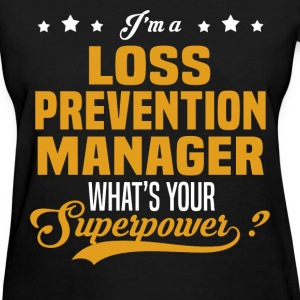 Loss Prevention Manager - Women's T-Shirt