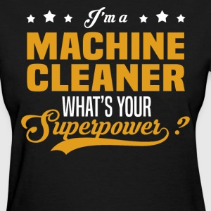 Machine Cleaner - Women's T-Shirt