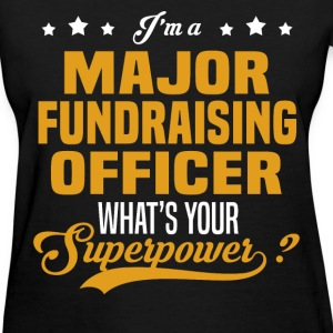 Major Fundraising Officer - Women's T-Shirt