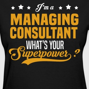 Managing Consultant - Women's T-Shirt