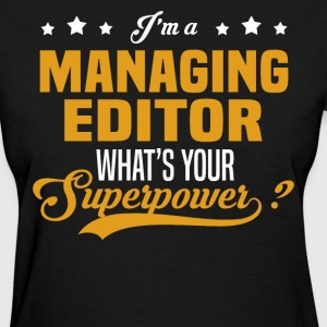 Managing Editor - Women's T-Shirt