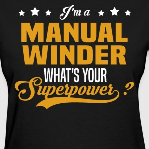 Manual Winder - Women's T-Shirt