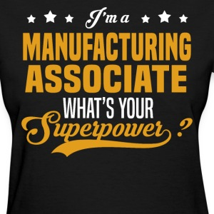 Manufacturing Associate - Women's T-Shirt