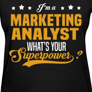 Marketing Analyst - Women's T-Shirt