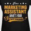 Marketing Assistant - Women's T-Shirt