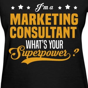 Marketing Consultant - Women's T-Shirt