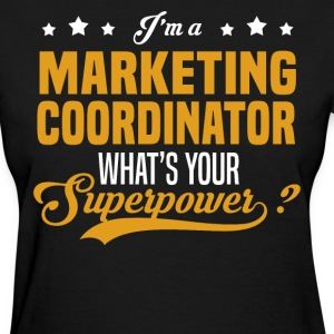 Marketing Coordinator - Women's T-Shirt