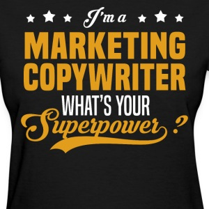 Marketing Copywriter - Women's T-Shirt