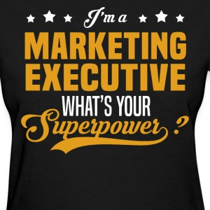 Marketing Executive - Women's T-Shirt