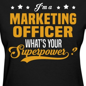 Marketing Officer - Women's T-Shirt