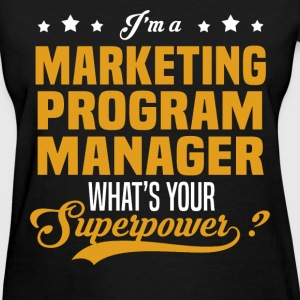 Marketing Program Manager - Women's T-Shirt