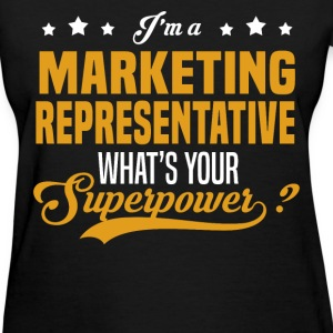 Marketing Representative - Women's T-Shirt