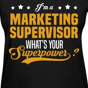 Marketing Supervisor - Women's T-Shirt