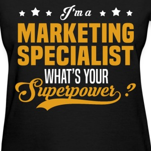 Marketing Specialist - Women's T-Shirt
