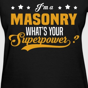 Masonry - Women's T-Shirt