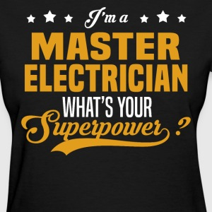 Master Electrician - Women's T-Shirt