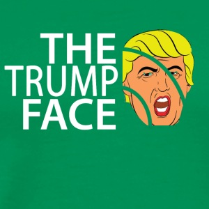 The Trump Face - Men's Premium T-Shirt