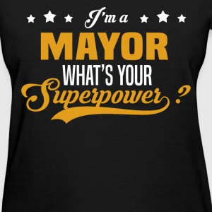 Mayor - Women's T-Shirt