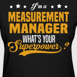 Measurement Manager - Women's T-Shirt