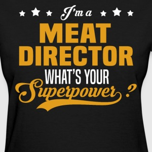 Meat Director - Women's T-Shirt