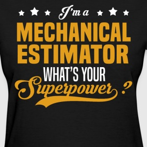 Mechanical Estimator - Women's T-Shirt