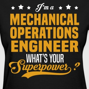 Mechanical Operations Engineer - Women's T-Shirt