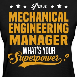 Mechanical Engineering Manager - Women's T-Shirt