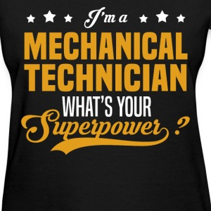 Mechanical Technician - Women's T-Shirt